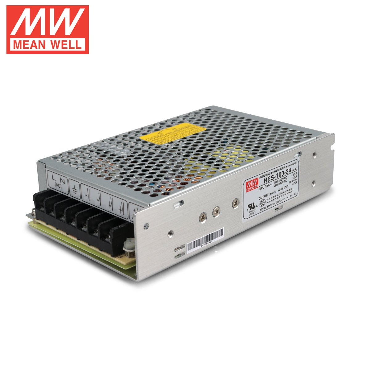 NES-100-24 100W meanwell authorized general agent Taiwan meanwell switching power supply 24V4.5A