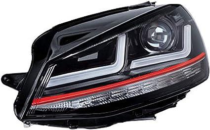 Osram Ledriving Led Scheinwerfer Gti Edition Als Xenonersatz Zur Umrüstung Auf Led Ledhl104 Gti Für Linkslenkerfahrzeuge 1 Komplett Set Auto