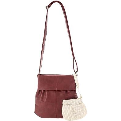 3da12a6b96901 zwei Mademoiselle M10 Shopper Umhängetasche 31 cm  Amazon.de  Koffer ...