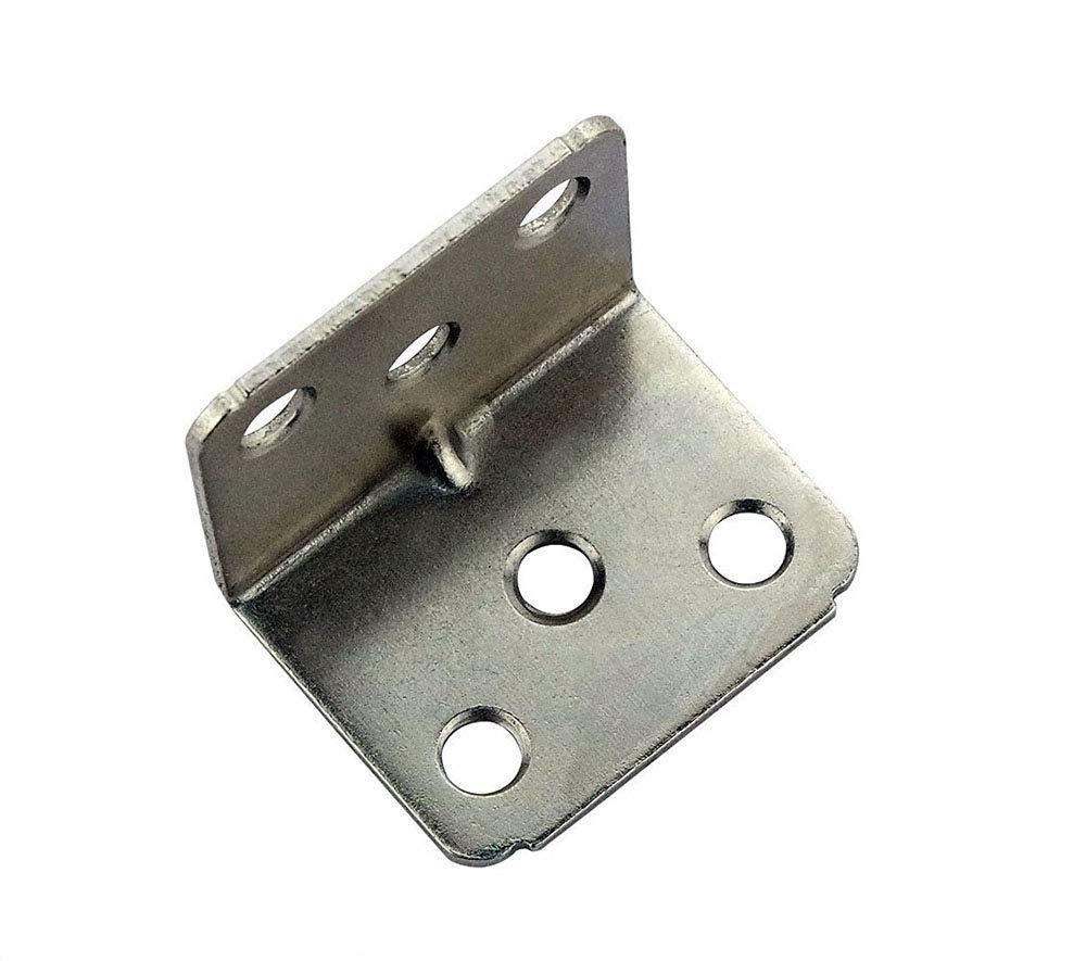 6 hole 50PCS Smart/&Cool angle code right angle 35mm x 29mm x1.6mm(thick)