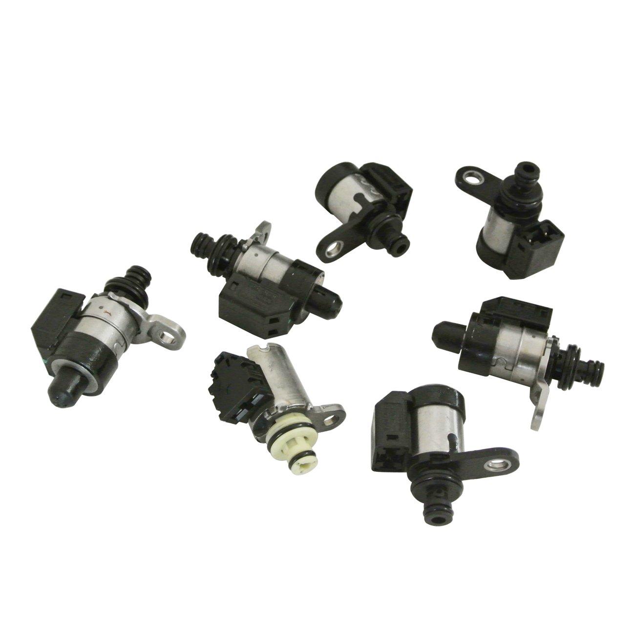Amazon.com: JRL Transmission Line Pressure Control Solenoid Fit NISSAN ARMADA DIRECT CLUTCH: Automotive