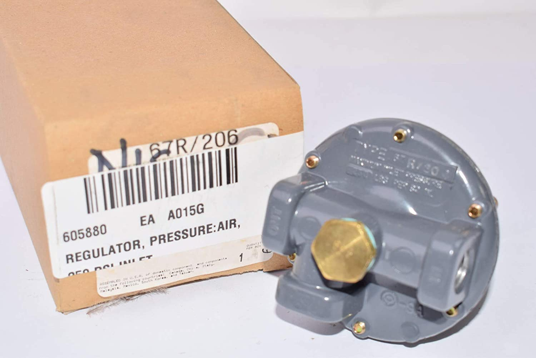 Part 67R//206 Pressure Regulator Fisher Controls