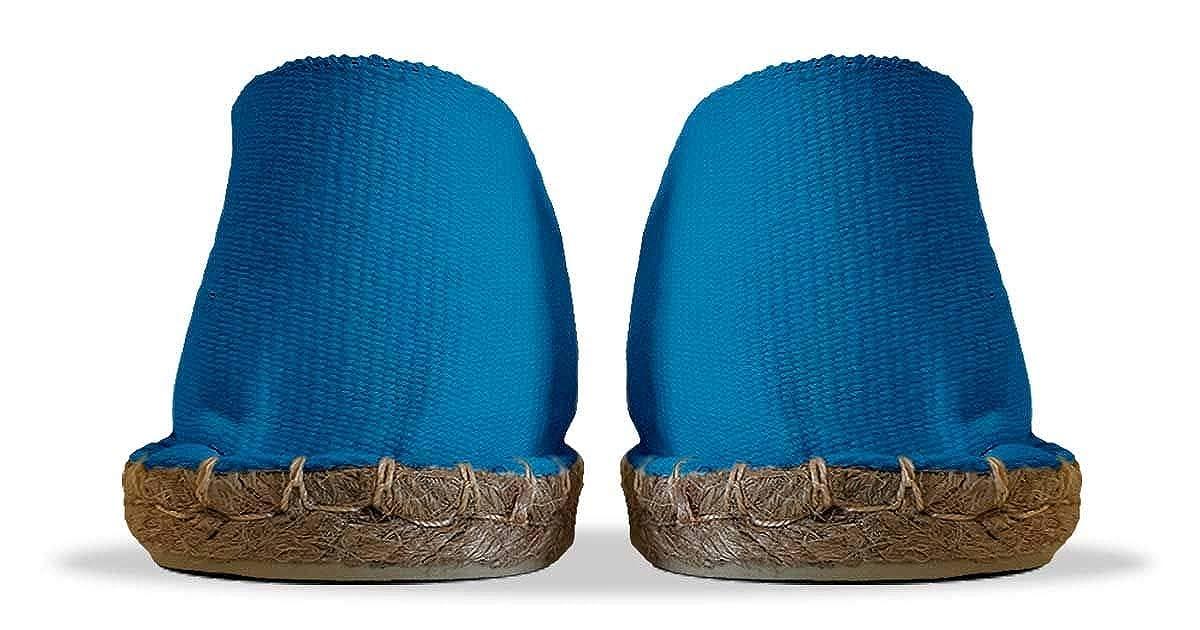 Espadrille Turquoise