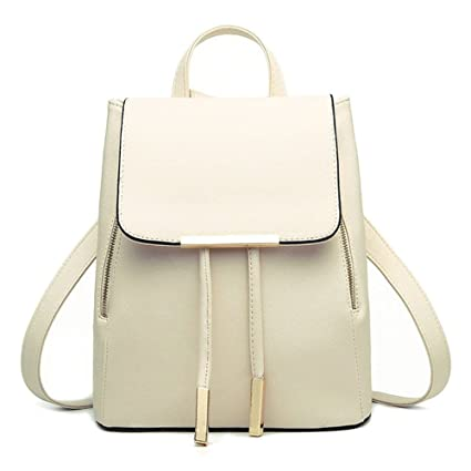 Image Unavailable. Image not available for. Color  LiPing Women Leather  Kids backpack School Bag ... 8ce6a656f0987