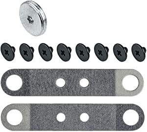 Willhom Trackpad Brackets + Screws Replacement for MacBook Pro 13