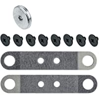 """Willhom Trackpad Brackets + Screws Replacement for MacBook Pro 13"""" Unibody A1278 (Mid 2009-Mid 2012)"""