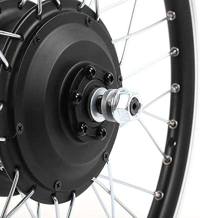 20 Zoll Hinterrad E Bike Conversion Kit 36V 250W Ebike Elektrofahrrad Umbausatz