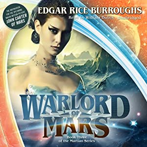 Warlord of Mars Hörbuch