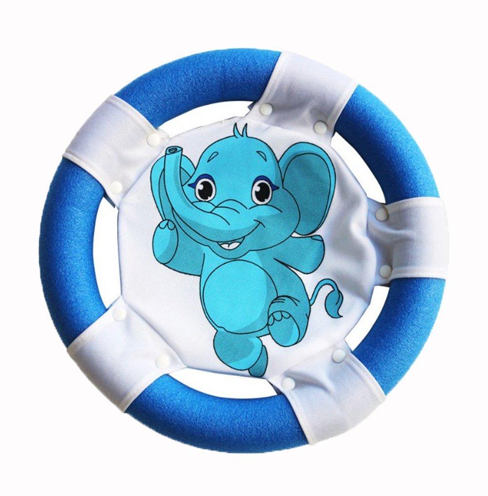 Egoelife Frisbee Anneaux Facile au Catch Adulte Enfants Flying Disc Souple et sûr pour Le Jeu de Plein air