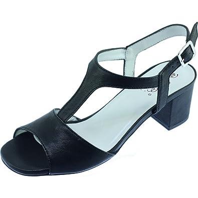 Souple Stable Sandales Talon Femme Astoria Confort Chaussures Yvb6yf7g