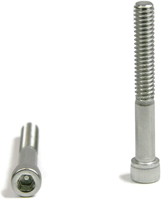 1//4-20 x 2-1//2 Socket Head Cap Screws Allen Hex Bolts Stainless Steel Qty 250