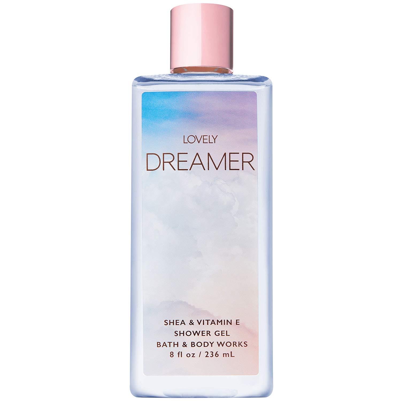 Bath and Body Works LOVELY DREAMER Shea and Vitamin E Shower Gel 8 Fluid Ounce