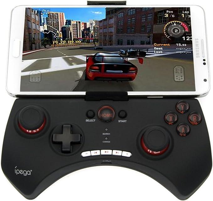 Consola mando juegos iPega PG-9025 Mando Universal Inalámbrico Bluetooth 3.0 para Teléfonos Móviles Smartphones Android y iPhone 4 4S 5 5C 5G2 3 4 Samsung Galaxy S3 i9300 Galaxy S4 i9500 i9505