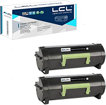 Black, 2 Pack MS Imaging Supply Laser Toner Cartridge Cartridge Replacement for HP Q2612A