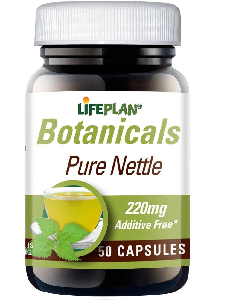Lifeplan Nettle Vegicaps - Pack of 50 Capsules