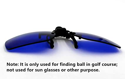 0de869260bb6 Amazon.com  A99 Golf Ball Finder Lenses for Prescription Glasses ...