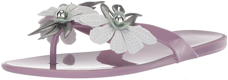 fbb99dada552 Amazon.com  Nine West Women s MACINEE Synthetic Flip-Flop  Nine West  Shoes