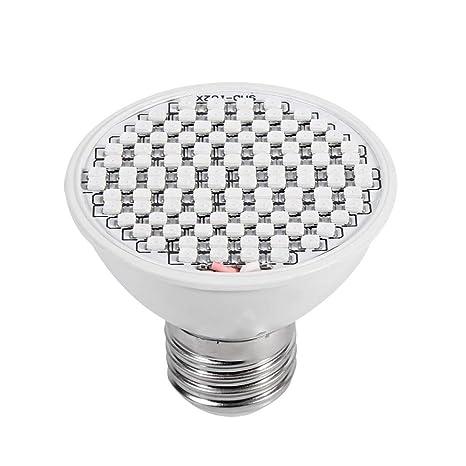 Grow Light Bulb - E27 18W 106Leds Planta Grow Light Lamp Bulb Veg Flower Interior Hidropónico