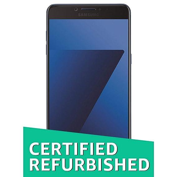 42c759c20bce78 (Renewed) Samsung Galaxy C7 Pro SM-C701F (Navy Blue
