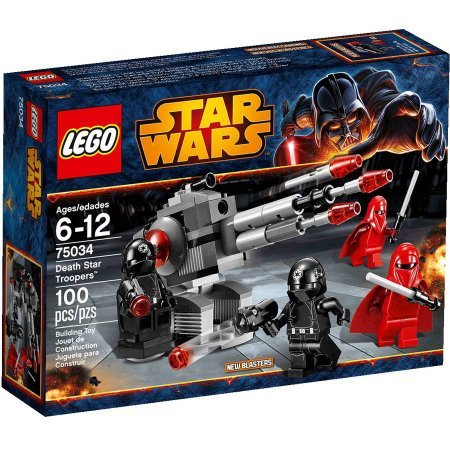 Lego Star Wars Death Star Troopers Play Set