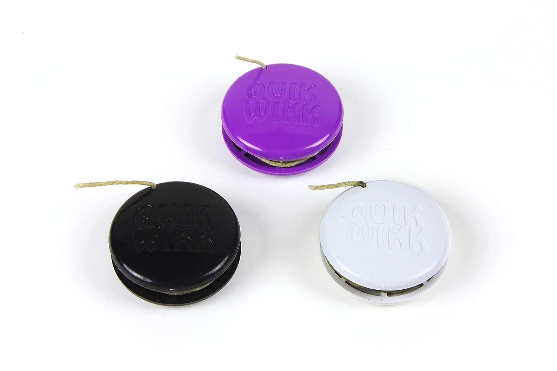 Quik Wikk Mini - 3 Count - Premium Hemp Wick on a Spool - Natural Butane Free Quik Wikk ® QW-4.3.1