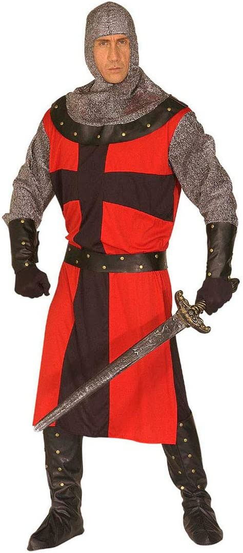 Disfraz de caballero disfraz Caballero Templario caballeros ...