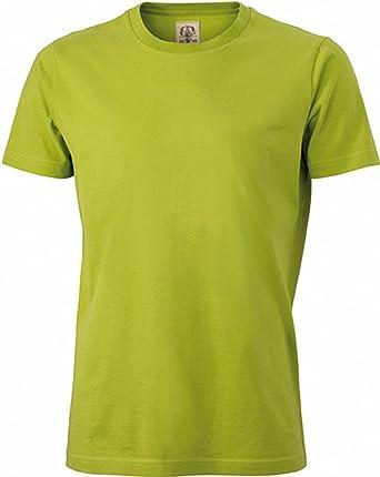 JN939 Men's Vintage-T Figurbetontes, stylisches T-shirt im Vintage-Look,