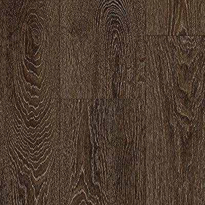 Great Smoky WPC Vinyl Flooring | Durable, Water-Proof | Easy Install, Click-Lock | Plank SAMPLE by GoHaus