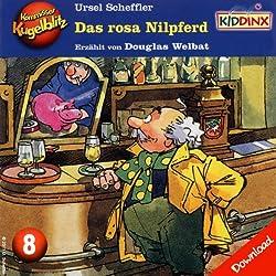 Das rosa Nilpferd (Kommissar Kugelblitz 8)