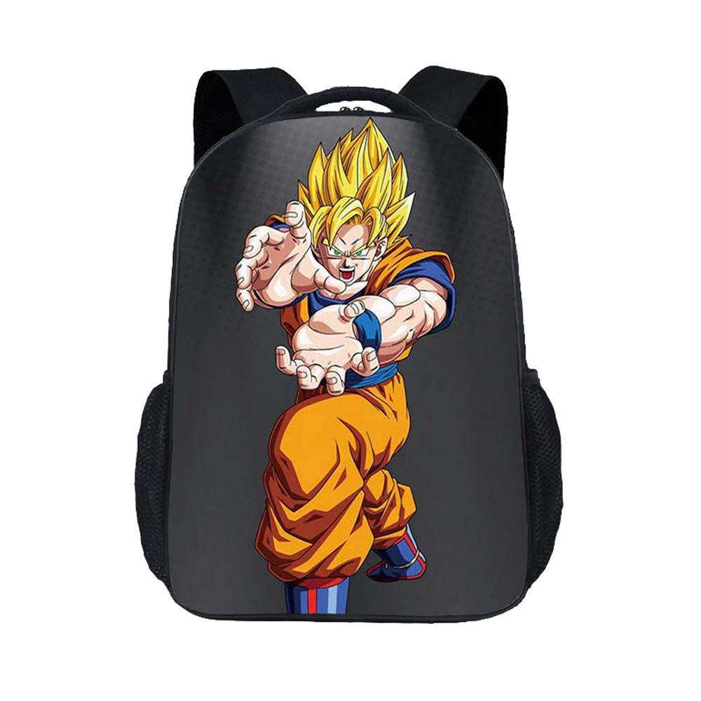 Amazon.com | Dragon Ball Casual Backpack School Backpack Travel Bag Casual Backpack Hipster Daypack Trekking Backpack (Color : A04, Size : 43 X 30 X 15cm) | ...