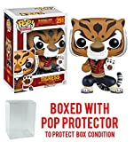 Funko Pop! Animation: Kung Fu Panda - Master Tigress #251 Vinyl Figure (Bundled with Pop BOX PROTECTOR CASE)