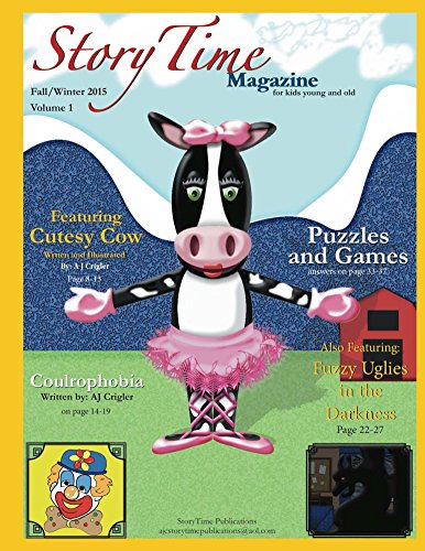 StoryTime Magazine: For kids young and old]()