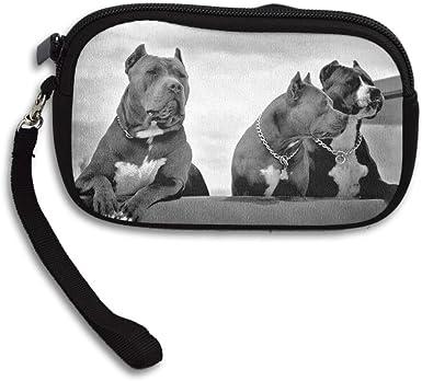 Cool dog zipper pouch