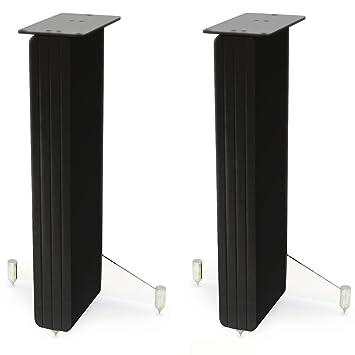 Q Acoustics Concept Speaker Stands (Pair) (Gloss Black)