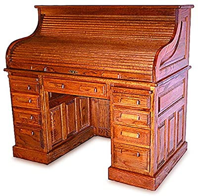 Build-Your-Own Roll Top Desk Plan - American Furniture Design from American Furniture Design Co.