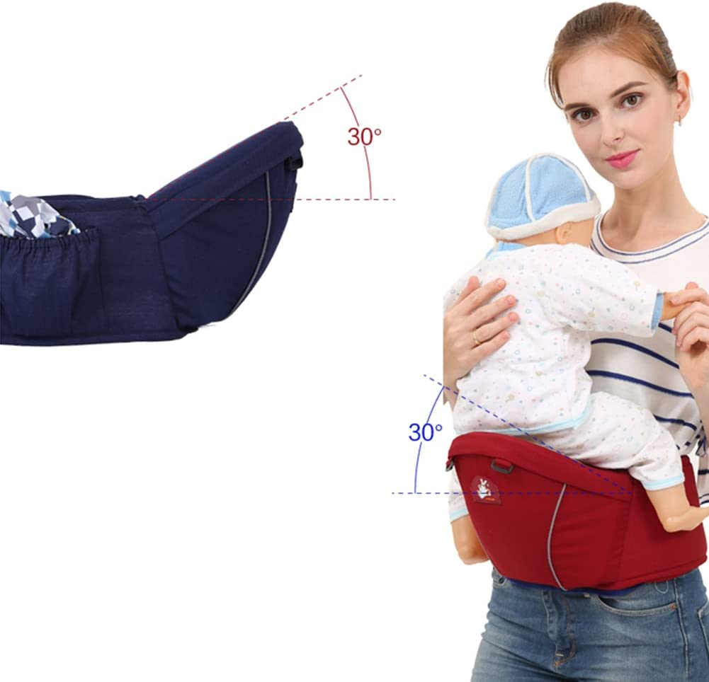 Per Fashional and Comfortable Baby Hip Seat Carrier Adjustable 0-3 Years Old Baby Carrier Baby Straps