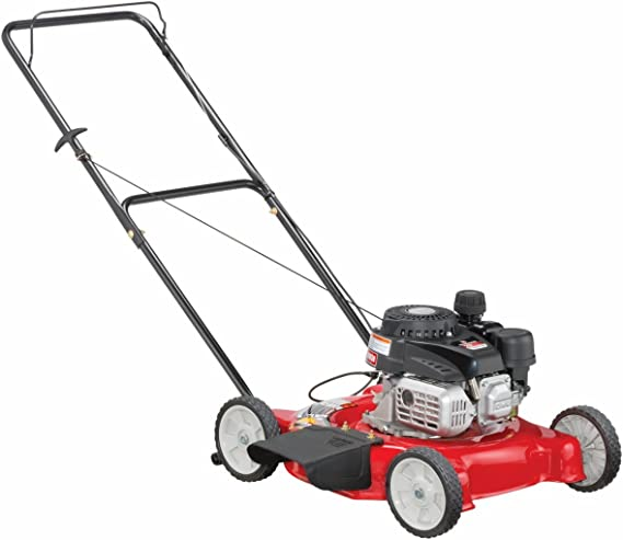 Yard Machines 132cc 20-Inch Push Gas Lawn Mower