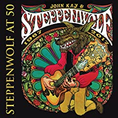 Steppenwolf, John Kay Hold On (Never Give Up, Never Give in) cover