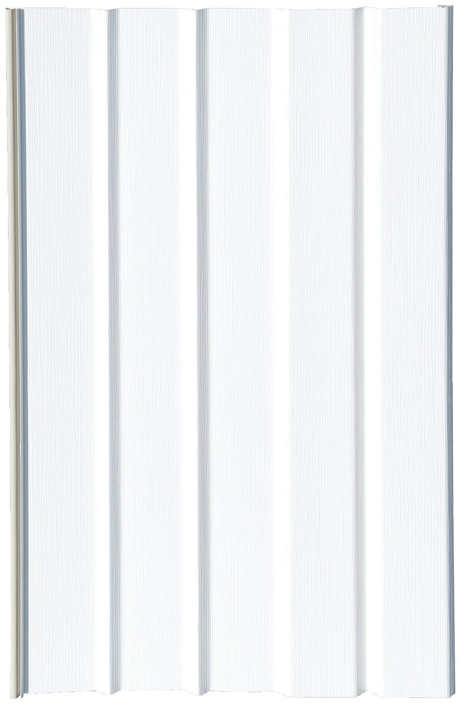 "Mobile Home Skirting Vinyl Underpinning Panel White 16"" W x 35"" L (Pack of 10)"