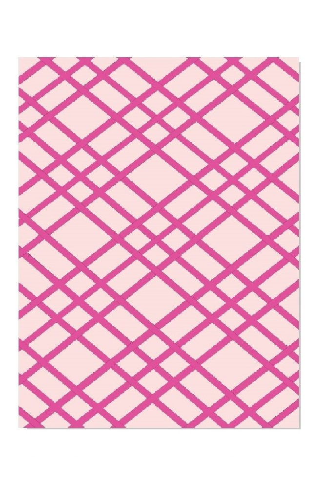 Bulletin-Memo Board and Picture Frame: Shades of Pink (Slim (9