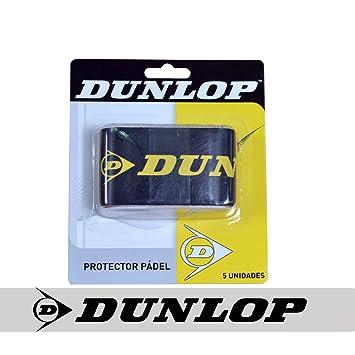 Blister 5 protectores Dunlop color negro y amarillo: Amazon.es: Deportes y aire libre