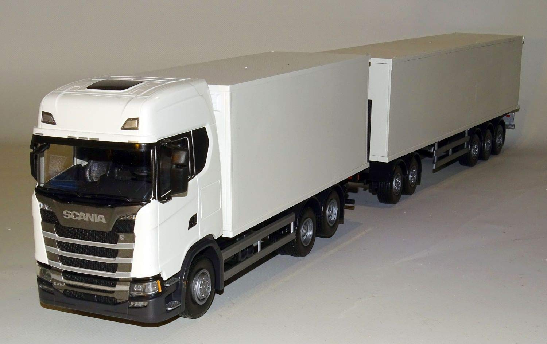 Emek - 89682 - Scania S410 CR Next Gen.Auslieferungsfahrzeug 1:25 - 101 cm lang