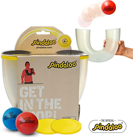 for Kids Teens and Ad... The Latest Craze to Hit The U.S.A pindaloo Skill Toy