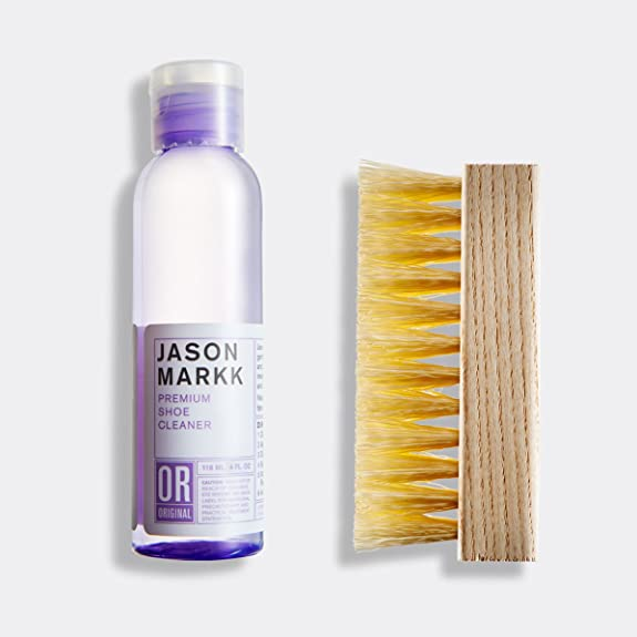 b99b1d30fbdd4 Jason Markk Premium Shoe Cleaner Brush and Solution