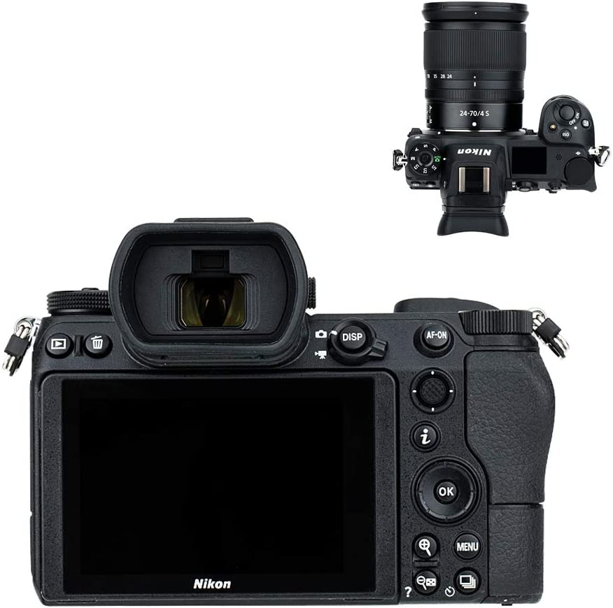 Genuine Nikon DK-29 Cilindro de goma para Z5 Z6 Z6 Z7 Z7 II II