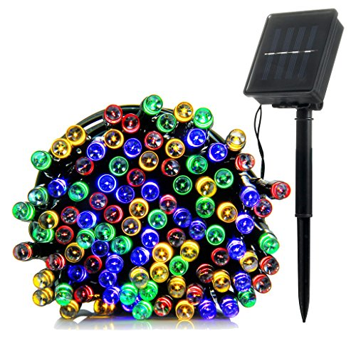 100 Led Solar Lights - 7