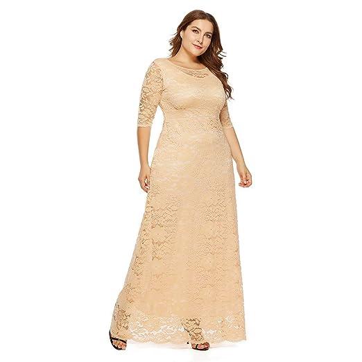 Modaworld Vestidos De Fiesta Mujer Vestidos de Mujer Tallas ...