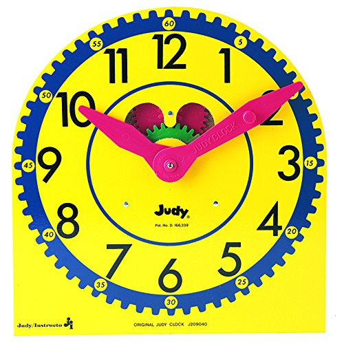 Amazon.com: Judy Instructo Judy Demo Clock by Carson-Dellosa: Toys ...