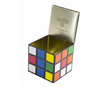 Rubik s – Cubo de Almacenamiento Lata (Pendientes)