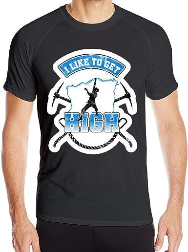 Escalada de montaña para Hombre Me Gusta Conseguir Camisetas ...